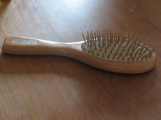Blog, hairbrush