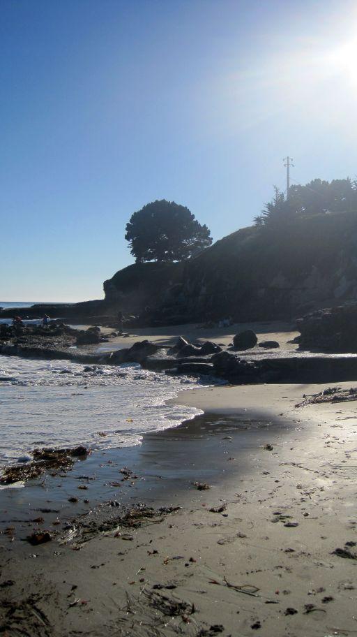 Santa cruz scenery